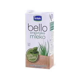 Mleko steriliz.Bello organic 2.8%mm 1L