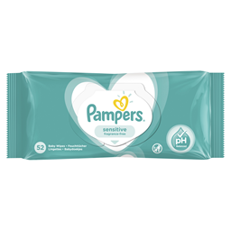 Vlazne maramice Sensitive 52 Pampers