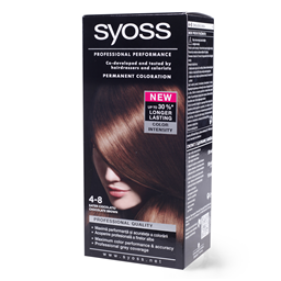 Farba za kosu Syoss 4-8 Chocolate brown