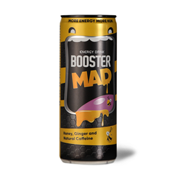 Energetski napitak Booster Mad 0,25l