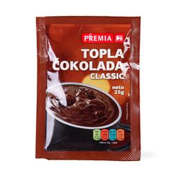 Topla cokolada Premia  classic 25g