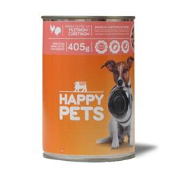 Hrana/pse/pilet.curetina Happy pets 405g