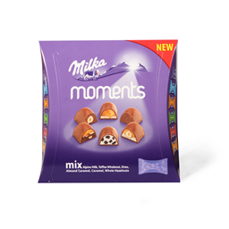 Milka Moments  Mix 169g
