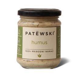 Namaz humus Patewski 160g