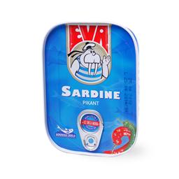 Sardina u biljnom ulju pikant Eva 115g
