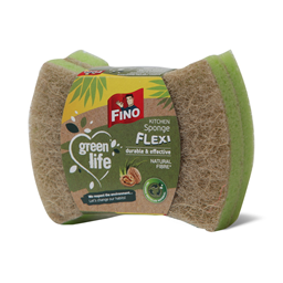 Sundjer flexi Green Life Fino 2 kom