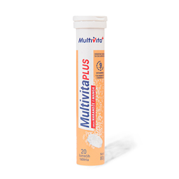 Sum.tablete Multivita+ naran.20/1 80g