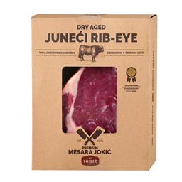 Rib eye steak jokic