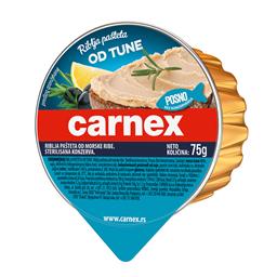 Pasteta od tune Carnex 75g