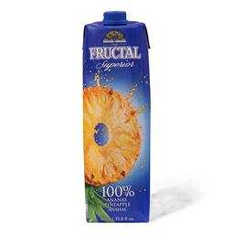 Sok ananas 100% premium Fructal 1l