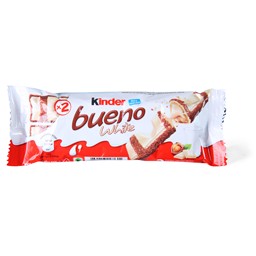Kinder bueno white duopack 39g( 2x19.5g), Delta MD