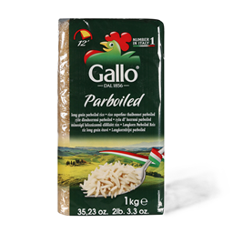 Riso Gallo pirinac Parboiled 1kg