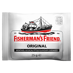 Bombone org.extra Fisherman's friend 25g