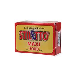 Cackalice Stiletto maxi 1000/1,Kos