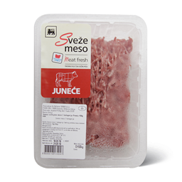 Junece usitnjeno meso I kat.Premia 450g