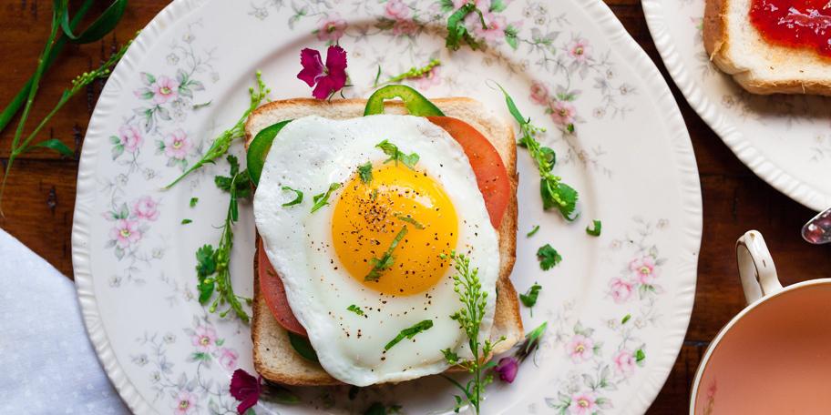 Tost sa jajima