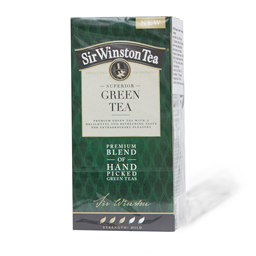 Sir Winston Superior Green Tea 35g