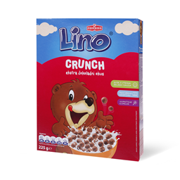 Cerealije Lino crunch 225g