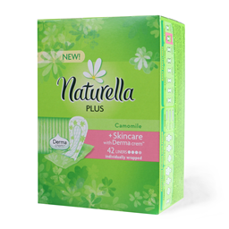 Ulosci Kamilica plus 42 Naturella