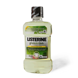 Vodica Listerine Green Tea 250ml