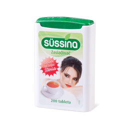 Stevia zasladjivac Sussina 200 tab