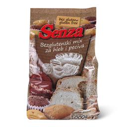 Bezglutenski Mix za hleb i pec.Senza 1kg