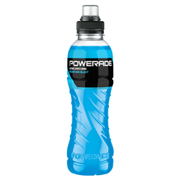 Powerade Mountain Blast Hurs 500ml
