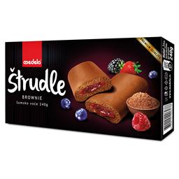 Strudla Brownie sumsko voce Medela 240g