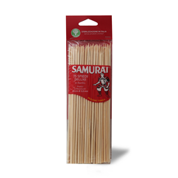 Stapici za raznjice 20cm Samurai 75kom