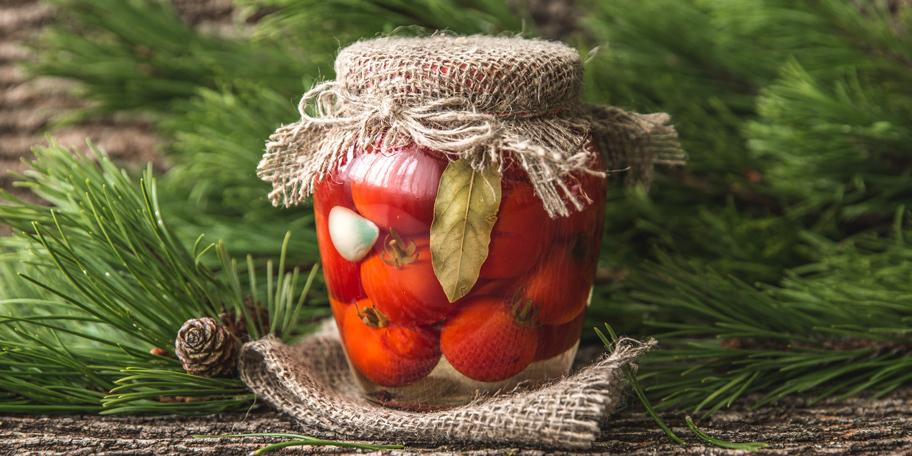 Zimnica od čeri paradajza