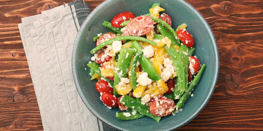 Salata sa boranijom i fetom