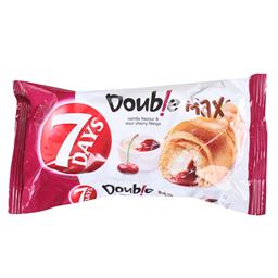 Kroasan 7Days Double vanila-visnja 80g