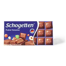 Cokolada noisette Schogetten 100gr