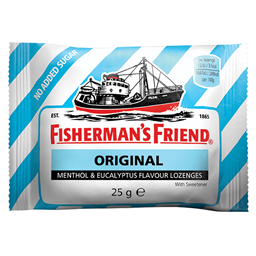 Bombone eukaliptus Fisherman's friend25g
