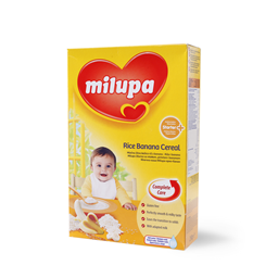 Zit./ml.banana,pirinac Milupa 250g 4m+