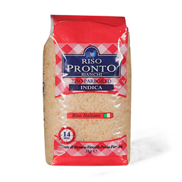 Riso Pronto Indica Parboiled 1kg