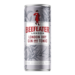 Gin tonic Beefeater Dry 0.25l