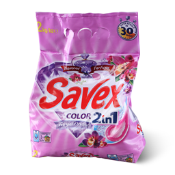 Deterdz.Savex PowerZyme 2in1 Color 2kg