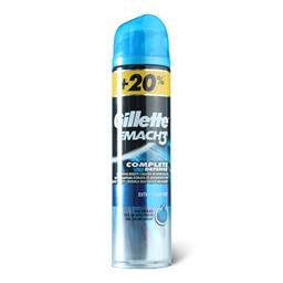 Gel/brij.Gillette Mach3 ExComf.200+40ml