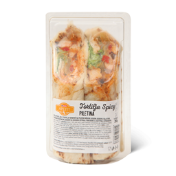 Tortilja Spicy piletina 260g