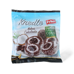 Smrznute knedle kokos cokolada 500g