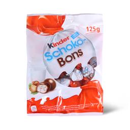 Bombone Schoko Bons Kinder 125g