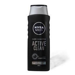 Sampon Nivea Active Clean 400ml