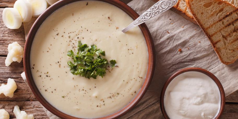Krem supa od karfiola