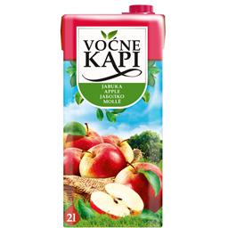 Sok jabuka Vocne kapi TP 2l
