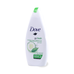 Kupka Bath Foam Fresh Touch Dove 500ml