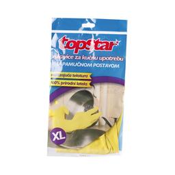Rukavice gumene Top Star XL