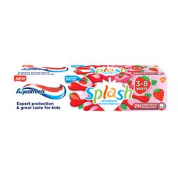 Aquafresh Splash Kids Strawberry 50 ml