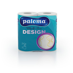 Ubrusi Paloma 23cm stampani 2sl