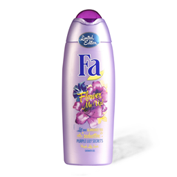Gel za tus.Fa FlowMeUp Lily LTD 250ml